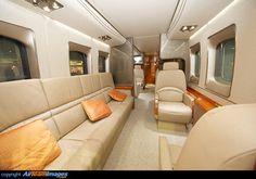 Sikorsky s92 interior