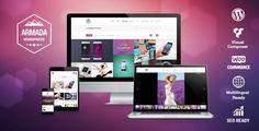 Armada - Theme WordPress Dành Riêng Cho Nhiếp Ảnh Gia