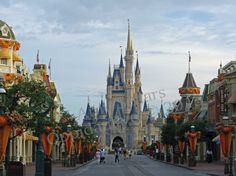 Walt Disney World Magic Kingdom Main Street USA by OppidanEye, $18.00