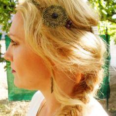 Collection: fall in love - headband - rosalia