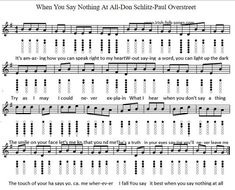 When you say nothing at all sheet music for tin whistle, flute and recorder. Native Flute, Native American Flute, Irish Folk Songs, Irish Flute, Easy Piano Songs, Tin Whistle, 40k Terrain, Guitar Songs, All Or Nothing