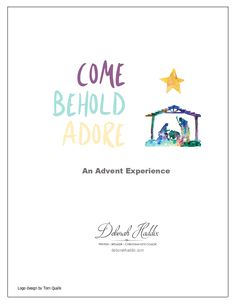 A 19-day Advent experience to help you regain the wonder and awe of the Christmas season.