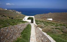OLR _Landscapes Of Cohabitation  Project: Island villas development Location: Antiparos, Greece Area: 12 Ha Date: 2000-2008 Scope: Site Planning, Landscap...