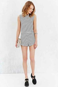 The Fifth Label Moon Safari Romper - Urban Outfitters