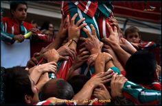 259 - La Muixeranga d'algemesí (Ribera Alta) País Valencià //// Festes de la Mare de Déu de la Salut Algemesí