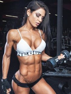 Fitness Girls for motivation Girls With Abs, Ripped Girls, Modelos Fitness, Fitness Motivation Pictures, Gym Motivation, Muscular Women, Muscle Girls, Moda Fitness, Beachbody