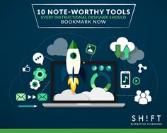 10 Note-Worthy Tools Every Instructional Designer Should BOOKMARK NOW!!!!