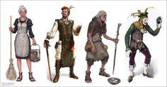 warhammer fantasy commoner - Recherche Google