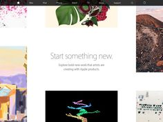 Apple - Start Something New