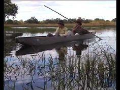 The Okavango Delta of Botswana with Nomad Adventure Tours.