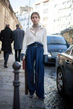トレンドが一堂に会した4大コレクションの総決算! 2016-17年秋冬パリ・ファッション・ウイーク ストリートスナップ(235枚)