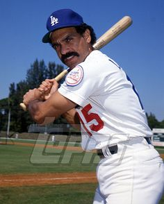Davey Lopes - Los Angeles Dodgers