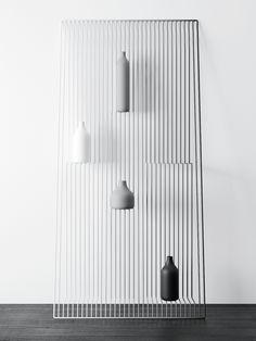 Düz Çizgilerden Raf Tasarımına: Field