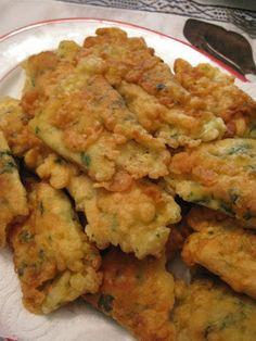 A Festa de Babette: Iscas de Bacalhau da Sogra