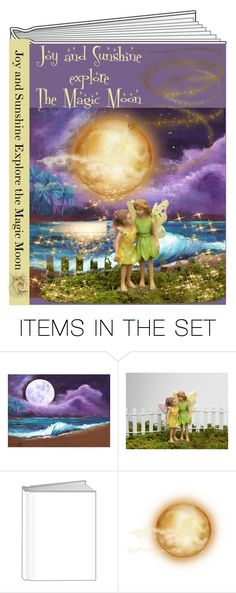 """""""Joy and Sunshine"""" by october-cat-studios ❤ liked on Polyvore featuring art"""