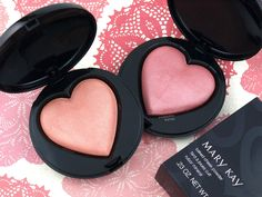 Mary Kay Summer 2017 Baked Cheek Powder: Review and Swatches www.marykay.com/jtrzaska