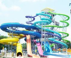 Water Amusement Parks | ... Riders Amusement Park Water Slides Combination For Water Park Resorts