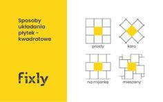 16 sposobów na układanie płytek [wzory] - Blog Fixly.pl Crossword, Blog, Google, Crossword Puzzles, Blogging