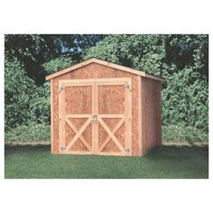 Best siding options for shed