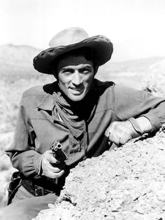 """""""Duel in the Sun"""" (1946) - Gregory Peck"""