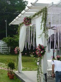 Flower Decoration  ~ By: Elegant Scent http://www.wedding.com.my/category-florist-and-decorations/7