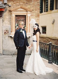 married in Venice...a future wedding for Leo and I.