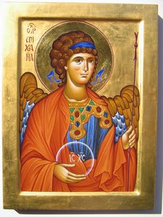 Archangel Michael by Veronica Cavallo