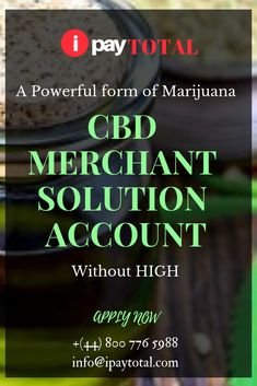 iPayTotal As a trusted CBD payment processor, we get merchant accounts approved quickly with the affordable rates in the industry. We offer a domestic CBD Merchant Account with quick funding At iPayTotal. Apply for a CBD Merchant Account now. Merchant Account, Infographics, Accounting, How To Apply, Number, Note, Usa, Business, Cards