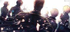 Samurai, Okikagu, Light Novel, Touken Ranbu, Itachi, Manhwa, Anime Characters, Character Art, Otaku