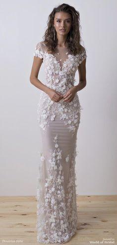 Dimitrius Dalia 2018 Wedding Dresses - World of Bridal Bridal Dresses, Wedding Gowns, Bridesmaid Dresses, Wedding Bands, Wedding Dress 2018, Mermaid Dresses, Wedding Favors, Bridesmaids, Lace Wedding