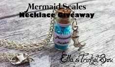 Enter to win: Mermaid Scales Necklace Giveaway | http://www.dango.co.nz/s.php?u=ZoHikLyb2515