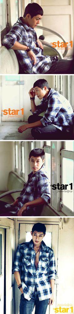 Kim Hyun Joong : Star 1 Vol. 17 Aug 2013