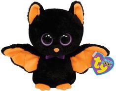 *Ty Beanie Boos*  Type: Bat Name: Baron Birthday: October 5th Introduced: September 2012 Retired: August 27, 2013