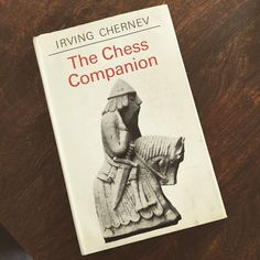 First edition of Irving Chernev's The Chess Companion, (Faber, 1970). £1 #charityshopfinds #ilovebooks  (at Hampton Common)