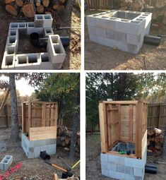 Learn How To Build A Smokehouse With This Awesome Project!