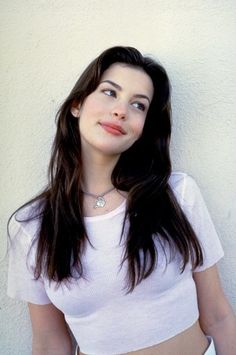 "Liv Tyler is my inspiration for Blodeuedd ""Lodi"", in my series Bad Faeries, book 5."