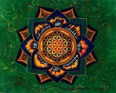 "Psychoanalyst Carl Jung saw the mandala as ""a representation of the unconscious self,"" and believed his paintings of mandalas enabled him to identify emotional disorders and work towards wholeness in personality."