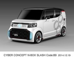 Concept automobile - Honda Outlines 2015 Tokyo Auto Salon Lineup