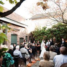 seattle wedding venue serafina restaurant intimate wedding