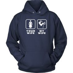 Athlete - Your wife My wife - Father's Day Profession/Job Shirt