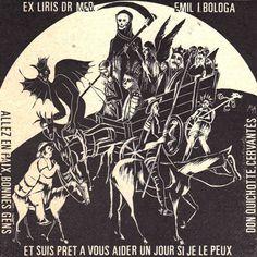 Ex Libris Mr. Reaper (13) - 50 Watts