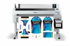 Epson SureColor F6070 dye sublimation transfer industrial level production printer