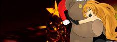 Animepapernet Art Anime Toradora Holy Facebook Covers