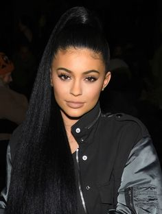 Kylie Jenner is facing the bemused and annoyed opinions on the internet for the ponytail she wore during NYFW
