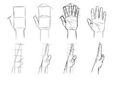 Mãos tutorial