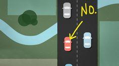 Warum ihr verdammt noch mal links nicht langsam fahren sollt