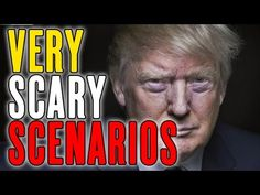 Donald Trump Warns of 'Very Scary Scenarios' for Stocks Ahead