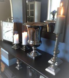 POKAL LG | Emma Interiør Candle Holders, Candles, Interior, Home, Indoor, Ad Home, Porta Velas, Candy, Interiors