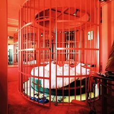 Bdsm bedroom ideas on pinterest tantra latex and for Dungeon bedroom ideas