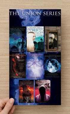 The Union Series By Shawn Reilly
